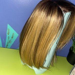 Side part Bob wig